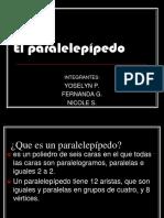 El Paralelepípedo