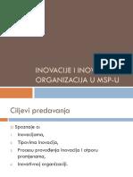 Inovacije u MSP-u-predavanje 2