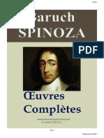 Spinoza - Court traité sur Dieu, l'homme et la béatitude