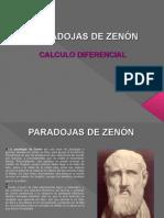 Paradojas de Zenon
