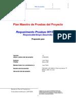 Ejemplo - Plan Maestro de Pruebas.doc