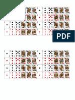 En La Punta de La Lengua (cartas en miniatura)
