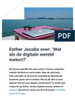 Esther Jacobs Over