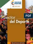 Estructura del Estado Colombiano - Sector Del Deporte