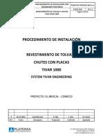 Procedimiento de Instalacion - COMECO - El Brocal