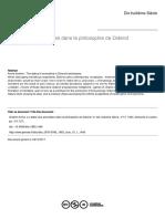 Le Estatute Anomalie de Diderot