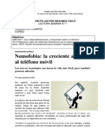 7-Nomofobia