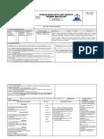 Plan de Unidad Temática de Matemática 2018- 2019
