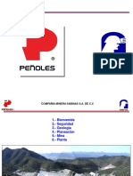 Presentación Geologia
