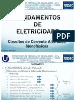 1.1 - Circuitos CA Monofasicos