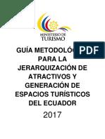 1. Guia MetodologicaInventarioAtractivosGeneracionEspacios2017