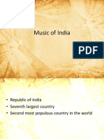 Indian Music 17 18