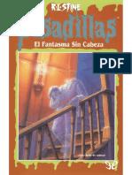 36 - El Fantasma Sin Cabeza - R. L. Stine