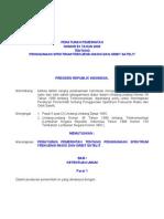 PP 53-2000 Spektrum Frekuensi & Orbit Satelit