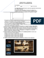 Practica # 1 de Diseño Web