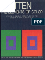 Itten, Johannes - The Elements of Color