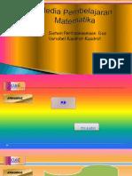 3. PPT Sistem Pertidaksamaan Kuadrat-Kuadrat