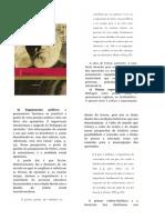Cap Dicionário PF Uma Breve Cartografia Intelectual Itens B e C
