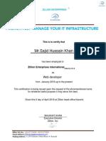 Edited Letterheadedited 178606533 Certificate of Employment Sample Docx