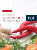 The Best Asian Recipes
