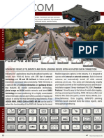 FOX3-4G Series Flyer v1.1.1