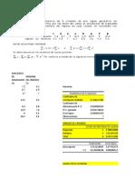 Regresion Lineal Ejemplo 2