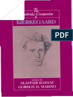 The Cambridge Companion to Kierkegaard