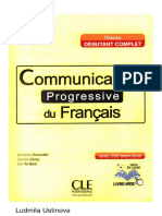 Communic Prog Fr Niv Debut