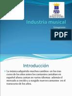 Industria musical.ppt