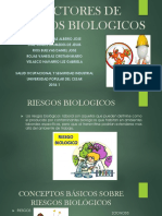 Factores de Riesgos Biologicos