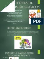 Factores de Riesgos Biologicos