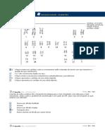 Avaliando_ 2016 Biologia Celular- 20 Questões