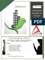Plan de Desarrollo Del Proyecto Vivenda Social Sostenible