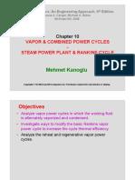 BDA30403 Steam Power Plant_Rankine Cycle