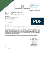 29. Surat Pengajuan Dpt