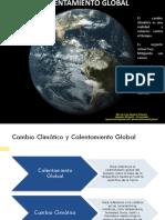 Calentamiento Global Ucv 2016