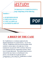 A BRIEF OF THE CASE