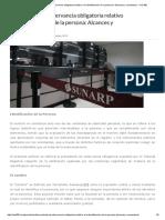 Precedente de Observancia Obligatoria Relativo a La Identificación de La Persona_ Alcances y Comentario - IUS 360