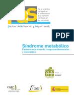 PAS Síndrome Metabólico
