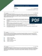 Avaliando_ 2016 Histologia e Embriologia- 20 Questões