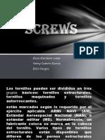 Tornillos y Pernos - Aviación