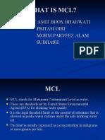 Mcl Presentation