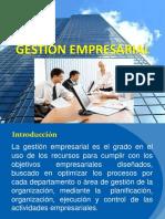 1. Gestion de Empresas
