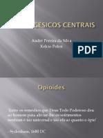 Analgésicos Centrais 3.0