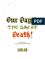 Our Day is the Day of Death