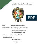 Planteles de Aplicación Guamán Poma de Ayala