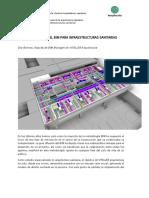 20180319 El Valor Añadido Del BIM Para Infraestructuras Sanitarias