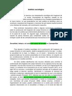 Análisis Sociologico de Revista Cosmopolitan