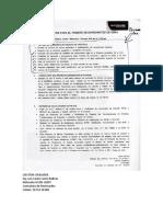 Documentos Para Abrir Proyecto en Electricaribe