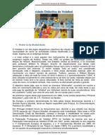 Voleibol - documento de apoio